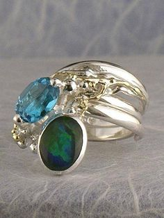 Größe Verstellbaren Ring 6849