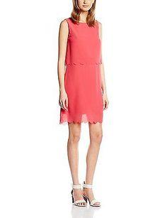 UK 6, Pink - Rose (Fuchsia), Wild Pony Women's Symi Dress NEW