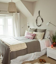 Cosy Winter Bedroom | photo Janis Nicolay | Sophie Burke Design | House  Home
