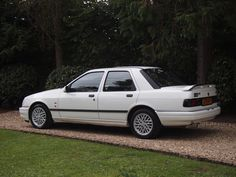 1991 Ford Sierra Sapphire RS Cosworth 4x4 - Silverstone Auctions