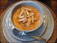 Max and Ermas Tortilla Soup