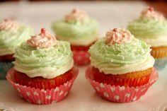 Vanilkové cupcakes s mascarpone krémom - Recepty Naničmama.sk