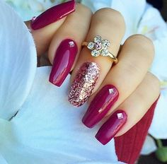 Loveeee these nails