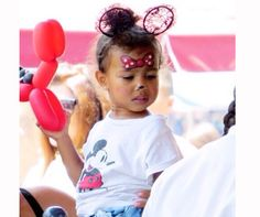 WOW. So North West's 2nd birthday party *may* have been more OTT than Kanye's...