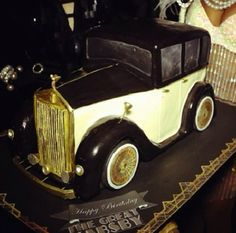 Fabolous Celebrates Birthday With A Great Gatsby Themed Party . Great Gatsby Themed Party, Great Gatsby Wedding, The Great Gatsby, Great Gatsby Cake, Wedding Ideas, Harlem Nights Theme Party, Roaring 20s Party, 1920s Party, Roaring Twenties