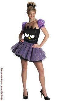 Hello Kitty Batz Maru Adult Costume