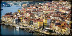 Tres días en Portugal (VI). Porto, Rio Duero