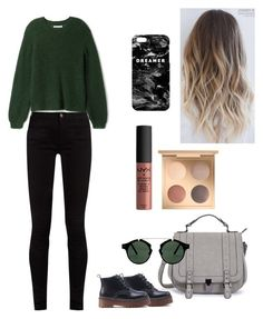 A fashion look from February 2017 featuring green top, high rise jeans and black lace up booties. Browse and shop related looks. Lace Up Booties, High Rise Jeans, Green Tops, Nyx, Polyvore Fashion, Fashion Looks, Gucci, Clothing, How To Wear