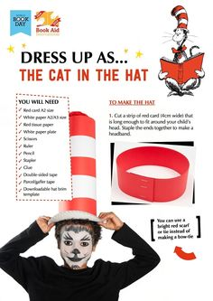 Story Book Costumes, World Book Day Costumes, Book Character Costumes, Book Week Costume, Book Character Day, Character Dress Up, Character Ideas, Dr Seuss Costumes, Halloween Costumes