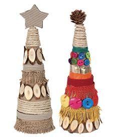Create tree decorations
