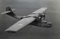RNZAF PBY-5 Catalina XX-S | RNZAF No. 6 F.B. Squadron PBY-5 … | Flickr