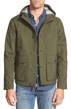 Timberland 'Mt. Clay' Waterproof Hooded Jacket