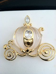 Exclusive Disney Pin Collection Cinderella Coach by VintageVientos, $50.00 MY GOSH I LOVE IT