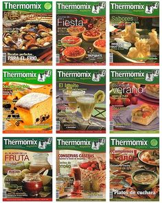:D Thermomix Magazine. Todas las revistas + Indices anuales [PDF] Descargar Gratis Bon Appetit, Helpful Hints, Cooking Recipes, Food, Bellini, Natural, Ideas, Gastronomia, Recipe Journal