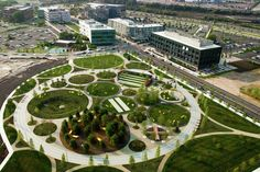 Completed in 2015 in Philadelphia, United States. Images by Halkin Mason Photography, James Corner Field Operations. Field Operations has designed the 5-acre Central Green at the heart of the Philadelphia Navy Yard Corporate Center. The site was historically marked...