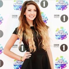 Zoella's hair is seriously perfect!!