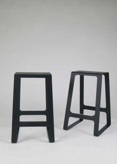 "Pair of stool "" A_Stool"" by Jonathan Nesci"