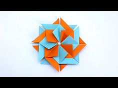 How To Make Paper Flowers | DIY Paper Flowers easy making tutorial | DIY Paper Crafts - YouTube How To Make Paper Flowers, Paper Flowers Diy, Diy Paper, Paper Crafts, Instruções Origami, Paper Ornaments, Amazing Flowers, Flower Making, Diy Tutorial