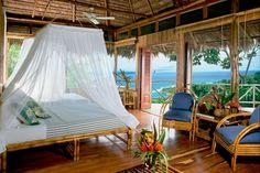 A Caribbean Honeymoon at an Eco Beach Resort
