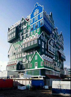 Inntel Hotel Zaandam. Netherlands