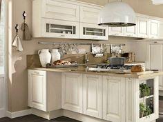 Claudia - Cucine Classiche - Cucine Lube | Kitchen | Pinterest