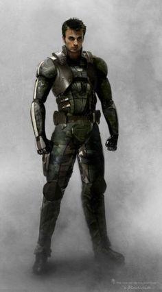 G.I. Joe: Retaliation concept art shows off a very different Cobra Commander
