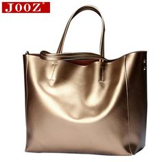 HOT PRICES FROM ALI - Buy praise Women famous brand bags Genuine Leather  handBags designer tote Hobos bag large size Ladies shoulder messenger bags