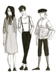 BOYCOTT LOVE, omg how about a snk 20s au tho <<< Yes, yes, YES!