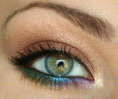 Trucco occhi verdi, idee make up (Foto 7/46)   Stylosophy