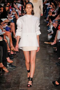 Victoria Beckham Spring 2012 Ready-to-Wear Collection Photos - Vogue