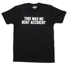 JAWS - Hooper Quote T-Shirt