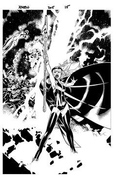 Storm by Chris Bachalo and Tim Townsend