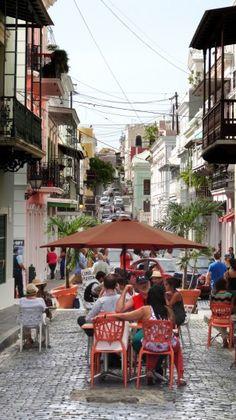 A trip to Old San Juan, Puerto Rico