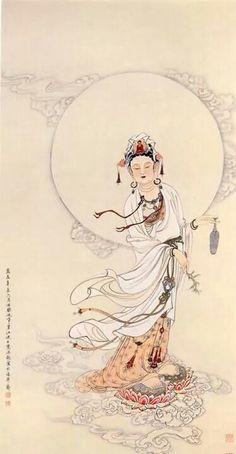 Korean Art, Asian Art, Guanyin, Buddhist Art, Tattos, Sculpture Art, Buddha, Art Projects, Oriental