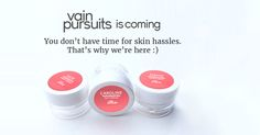 I can't wait for @vain_pursuits to launch. Follow my link and help me get free #skincare products and then share your link to earn yours!! http://launch.vainpursuits.com/?ref=dfba6beea3