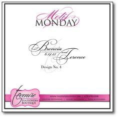 Motif Monday Design No. 4 {6.15.15}