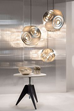 Tom Dixon to launch Materiality range during Milan design week Art Deco Chandelier, Chandelier Ceiling Lights, Ceiling Light Fixtures, Pendant Lighting, Pendant Lamps, Pendant Chandelier, Pendants, Tom Dixon, Mid Century Modern Chandelier