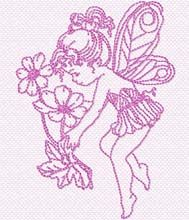 embroidery fairies - Google Search