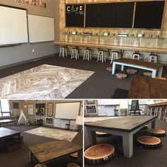 16 Awesome Flexible-Seating Classrooms Thatll Blow Your Teacher Mind - Coffee Set - Ideas of Coffee Set - 16 Awesome Flexible-Seating Classrooms That'll Blow Your Teacher Mind Bored Teachers Middle School Classroom, New Classroom, Classroom Setting, School Staff, Clean Classroom, Classroom Behavior, School Office, Kindergarten Classroom, High School