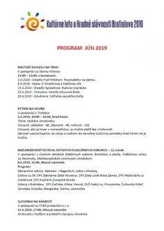 Kultúrne leto a Hradné slávnosti 2019 Bratislava, Ukulele, New England, Jazz, Musica, Orchestra, Singapore, Jazz Music