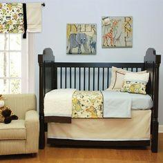 Travel nursery on pinterest vintage travel world for World crib bedding