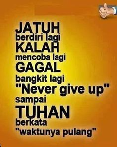 Quotes Sahabat, Best Quotes, Motivational Quotes, Life Quotes, Reminder Quotes, Quotes Indonesia, Self Love Quotes, Islamic Quotes, Quote Of The Day