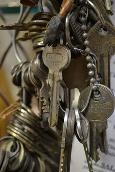 love me some keys !