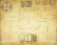 Elder Sign | Image | BoardGameGeek custom players mat