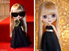 "12th Anniversary CWC Exclusive Neo Blythe ""Allie Gabrielle"" - Release Date: September 13, 2013 Limited to 2013 dolls made in all"