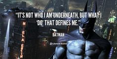 batman quotes | ... - Related Pictures Batman Quotes And Sayings Positive Inspiring Will Favorite Quotes, Best Quotes, Super Reader, Batman Quotes, Batman Birthday, Im Batman, Life Challenges, Family Quotes, Movie Quotes