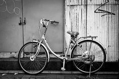 Bicycle, Tokyo. by breakspear, via Flickr