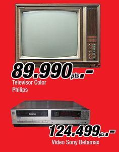 Cómo hubiera sido el catálogo de Media Markt a principios de los años 80 #2 Sweet Memories, Childhood Memories, Nostalgia, Vintage Television, Retro Images, Old Music, Phonograph, Old Tv Shows, Vintage Tv