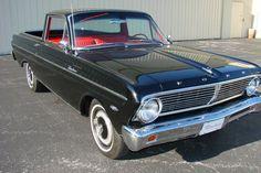 1964  Ford Ranchero. My dream car