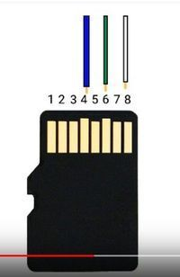 Recover Data from SD card using USB Data cable (memory card) – Mohamed – technologie Computer Projects, Electronic Circuit Projects, Computer Basics, Electrical Projects, Electronic Engineering, Computer Engineering, Technology Hacks, Computer Technology, Computer Gadgets